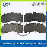 Almofada de freio Semi-Metallic do disco do caminhão da alta qualidade
