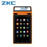 Position mobile de paiement d'imprimante thermique d'écran tactile de 7 pouces