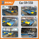 De Prijzen van de Lift van de Schaar van de Auto van de Verkoop 5500kg van de fabriek
