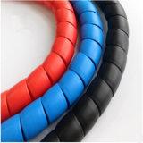 Anti-veroudert Plastic Spiraalvormige Wacht/Omslag/Beschermende Kokers voor de Slang van het Water