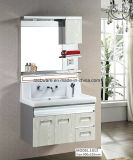 Module de salle de bains simple d'acier inoxydable de bassin