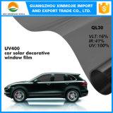 Pellicola UV del vinile di rifiuto di Skincare 100% di resistenza termica di vetro di finestra di controllo di IR della tinta dell'automobile alta per l'automobile
