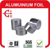 Cinta baja solvente del papel de aluminio de la alta calidad de Suply