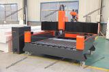 Grabado de piedra resistente del ranurador del CNC del granito 3D que talla la máquina