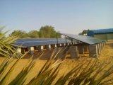 격자 전원 스위치를 가진 격자 태양계 떨어져 지붕 10kw