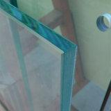 sicurezza ultra chiara di 12mm temperata/vetro temperato per l'ufficio