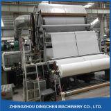 Papel higiénico que hace la máquina de papel usado que recicla la máquina Precio
