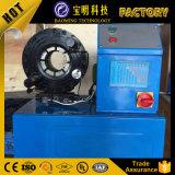 Mangueira Hidráulica de Alta Pressão certificado CE máquina de crimpagem