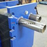 Clip6 NBR EPDMの版の熱交換器のガスケット/フレームの版の熱交換器