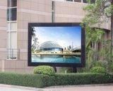 Colore completo esterno P10 della Cina che fa pubblicità allo schermo di visualizzazione del LED