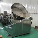 Stir multifonctionnel de noix d'haricot faisant frire la machine
