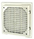 Фильтр вентилятора вентилятора панели приложения шкафа Fk8921 осевой