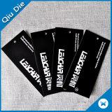 100%Polyester het geweven HoofdFlard van Etiketten voor de Toebehoren van de Kleding