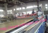 Macchina di plastica dell'espulsione della cassaforma della costruzione del Macchinario-WPC