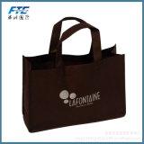 Saco de Tote não tecido não tecido relativo à promoção personalizado do saco de compra