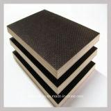 Los materiales de construcción encofrados de madera contrachapada de