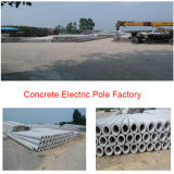 Pólo de concreto de alta resistência do molde de aço girando a máquina/máquina Pólo Eléctrico de Betão/Concreto Pólo Eléctrico Fazer Moldes