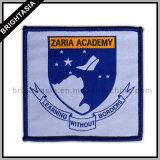 Kundenspezifisches School Woven Label für Cloth Accessory (BYH-10217)