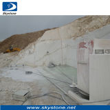 Il collegare del diamante ha veduto per estrazione mineraria della cava