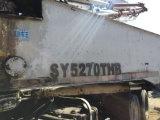 Bomba De Betão Isuzu Usada, Caminhão Bombo De 37 Metros Para Venda