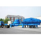 Китай ведущих мобильных дробления завода для добычи полезных ископаемых