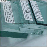 Glass Fencing를 위한 12mm Low Iron Toughened Safety Glass