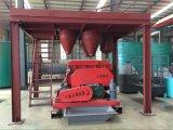 Mit Kohlensäure durchgesetzte Autoklav-Betonstein-Formteil-Maschine