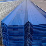 Salida de fábrica de cojinete de piso de la placa de Cartón Ondulado galvanizado en caliente de la placa de acero