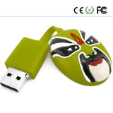 Sichuan Opera Design Chine Pékin Opera Make-UPS USB Flash Drive