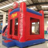 Надувные Spider-Man® Bouny замок с слайда