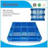 plastic Pallet van de Lading van de Pallet van het Net van 1300*1100*155mm de Plastic 1ton voor de Producten van het Pakhuis
