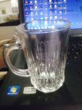 حادّة! تصميم شعبيّة جديدة زجاجيّة جعة فنجان مع مقبض جيّدة سعر آنية زجاجيّة [سد-هن03849]