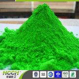 Pigmento verde em pó para a sapata de Sopro de Ar