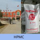 El polvo de HPMC Hydroxypropyl metil celulosa para uso industrial.