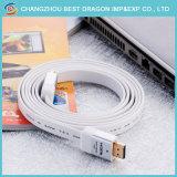 Aleación de zinc HDMI Cable de alta definición 1.4 2.0 Edición 4K TV