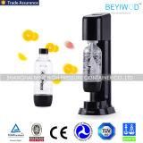 Fabricante da água de soda da máquina da água com frasco do animal de estimação e cilindro do CO2