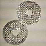 316L 10 спеченный микронами пористый диск сетки фильтра нержавеющей стали