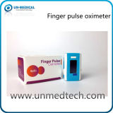 De draagbare Impuls Oximeter van de Vingertop met de Visuele en Correcte Functie van het Alarm