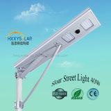 Высокое качество солнечного освещения улиц 40W
