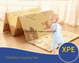 Suelo suave de la manta del arrastramiento del juguete de la actividad del suelo de la espuma de la estera del juego de niños de los cabritos del bebé/de la estera del arrastramiento de la seguridad XPE/de la manta de la espuma/alfombra del arrastre del bebé