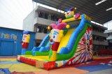 De magische Opblaasbare Dia van de Clown voor Verkoop Chsl609