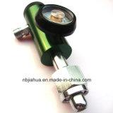 Regolatore 0-4L/8L/15L/25lpm Jh540-M del serbatoio di ossigeno Cga540