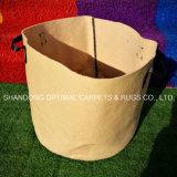 Il tessuto non tessuto rispettoso dell'ambiente e non tossico coltiva i sacchetti
