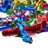 다중 색깔 Confetti를 가진 당 Popper, Hochzeit 의 당, Geburtstag, Silvester