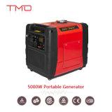 5kw 세륨 Certifacation를 가진 침묵하는 휴대용 가솔린 변환장치 발전기 가격