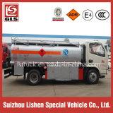 Piccolo camion Rhd dell'olio di Bowser 5t dell'olio di Cbm del camion di autocisterna del combustibile 6