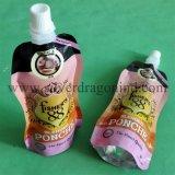 Мешок хорошего печатание раговорного жанра с Spout для пакета сока