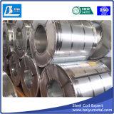O padrão de ISO galvanizou as bobinas de aço