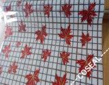 PVC plástico diseñado Mantel
