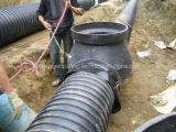 China-PET Wärme-Schrumpfverpackung-Band für Öl-Gas-Stahlrohr